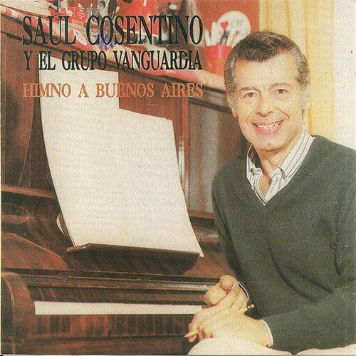 1992 CD Himno a Buenos Aires, frente