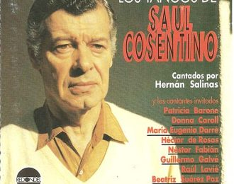Los Tangos de Saúl Cosentino