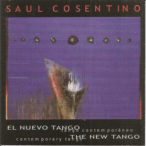 1998 CD El nuevo tango, frente