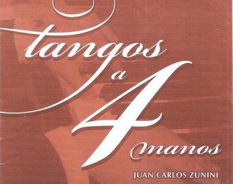 Tangos a 4 manos vol I