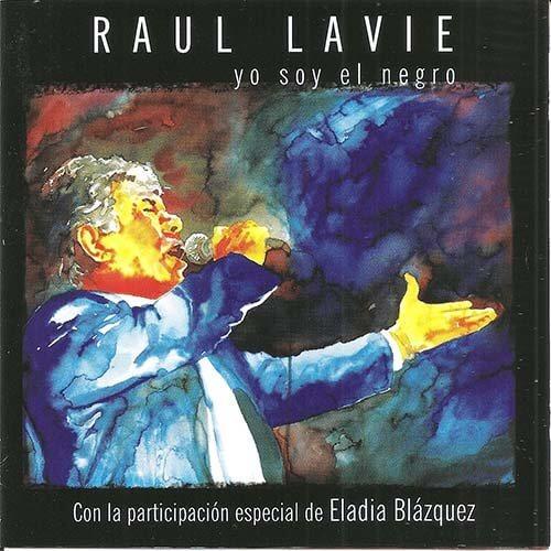 2004 CD Yo soy el negro, frente