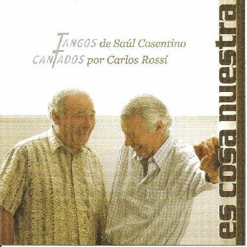 2007 CD Es cosa nuestra, frente