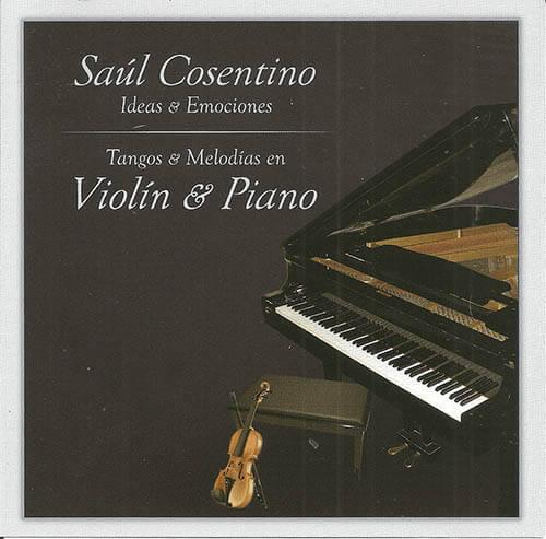 2012 CD Ideas y emociones, frente